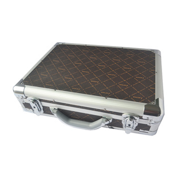 Briefcase Aluminum Laptop Hard Case