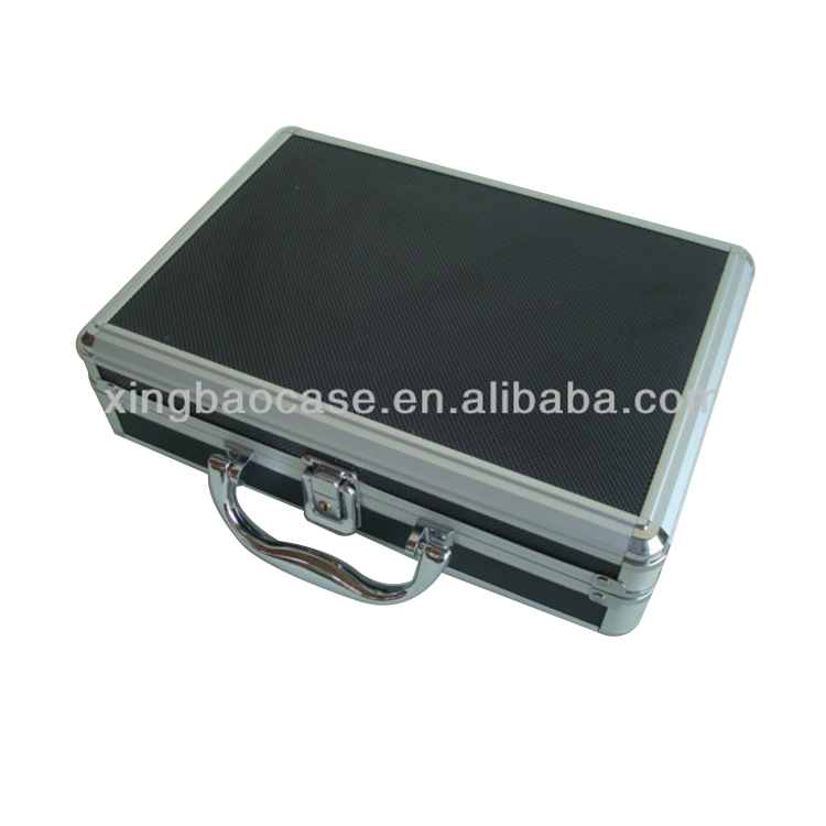 Tool box gun storage,aluminium locking gun case